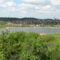 A Belső-tó az Aranyház gejzírkúpról