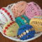 tojások tálban