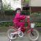 már bicajozni is tudok.