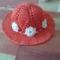 Kislány kalap