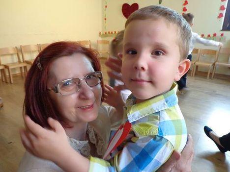 Anyák napja az óvodában 2014.05