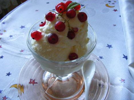 Vaníliás fagylalt