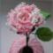 rózsa (frivolitással)