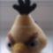 Sárga Angry Birds (2)