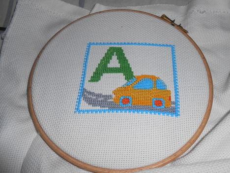 """""""A"""" betű 1. részlet"""