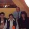 balról nővérem, középen édesanyám 85 éves, jobbról én.