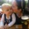 Ma egy éves kis unokám Szofika