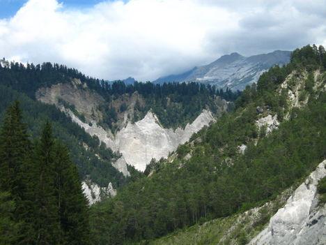 A hegyek