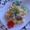 Mustáros kakukkfüves csirkecomb