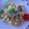 Mustáros-kakukkfüves csirkecomb