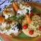 Sajtos-karfiolos rakott csirkemell