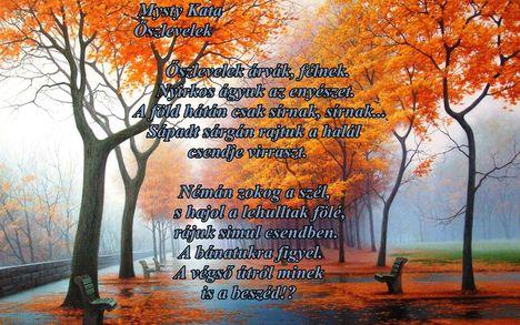 őszlevelek