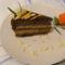 Csokis narancsos  szelet