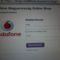 Vodafone kezelőfelületem