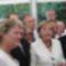 Angela Merkel Németország kancellárja mögött