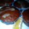 Narancsos-csokoládés muffin