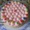 Húsvéti puncs torta
