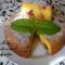 Joghurtos-ribizlis torta