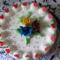 Névnapi Epres mascarponés torta