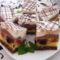 Cseresznyés haboskrémes sütemény
