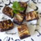 Csokis  mascarponés brownie