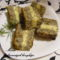 Mákos-citromkrémes szelet