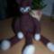 Amigurumi:horgolt cica