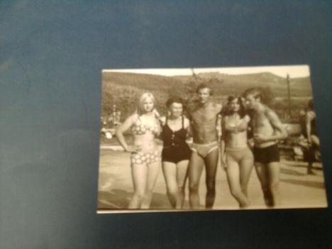 BÜKKSZÉKEN 1975-ben  Hella néniéniékkel nyaralás