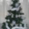 Karácsonyfa saját díszekkelk 2012