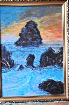 Fekete sziklák