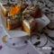 Sütőtökös   fehércsokikrémes szelet