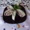 Sütés nélküli kókuszos rolád