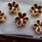 Linzervirágok  sütés előtt