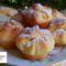 Túrós batyus muffin