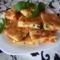 Bazsalikomos zöldséges pite