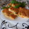 Bazsalikomos-zöldséges pite