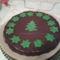 Gluténmentes marcipános Sacher torta