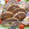 Zöldséges-tojásos fasírt tekercs