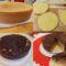 Csokis-mogyorós torta