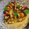 Szivecske torta