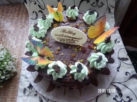 Mónika torta