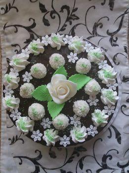 raffaeló torta