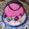Karamellkrémes  Születésnapi torta