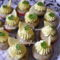 Mákos citromhabos muffin