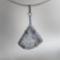 MERLINIT kétoldalas ezüst medál