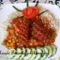 Mexikói zöldséges ragú sült kolbásszal