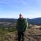 1801 méteren,a Madarasi Hargita csúcsán