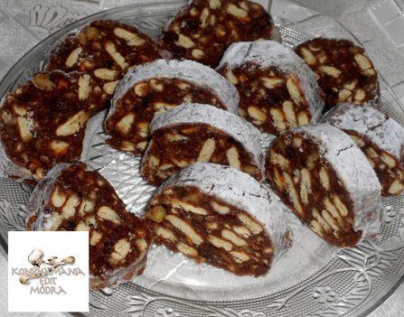 Csokis szalámi1