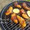 grilen sütött csirkemell baconnal