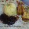 Őzgerincformában sült csirkemáj sajttal